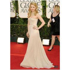 Платья на красной дорожке Golden Globe Awards 2011 » BestDress - cайт... ❤ liked on Polyvore