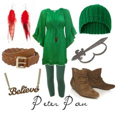 Peter Pan. oh my gosh I love this!
