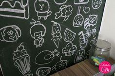 D.I.Y. Home Office como decorar gastando pouco