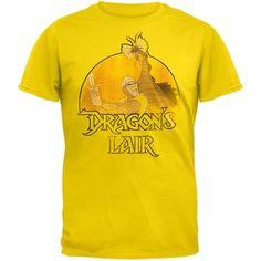 Dragon's Lair - Where Did You Go T-Shirt