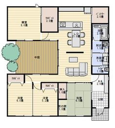 Home Building Design, Building A House, Japanese Architecture, Sims House, Japanese House, Facade, House Plans, New Homes, Floor Plans