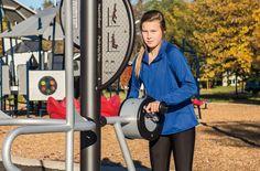 NEW! HealthBeat® Hand Cycler - Upper Body Workout Equipment