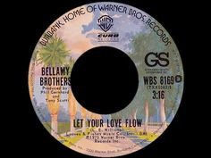 Bellamy Brothers ~ Let Your Love Flow (1975) - Disco Purrfection Version