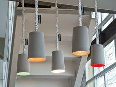 Подвесной светильник PAINT CEMENTO Коллекция Matt by In-es.artdesign