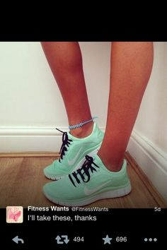 Mint Nike