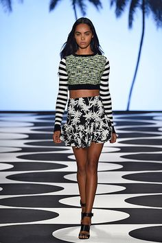 The 14 Need-To-Know Trends Of 2015 #refinery29  http://www.refinery29.com/2014/09/74344/fashion-week-trends-spring-2015-runway-shows#slide30  Nicole Miller