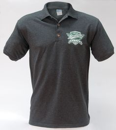 Stonebridge scholars will look sharp in our pique polo shirt. Available in Navy and Dark Charcoal.