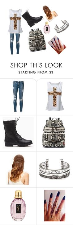 """""""Untitled #52"""" by mckinleyashby ❤ liked on Polyvore featuring Frame Denim and UNIONBAY"""