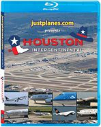 Just Planes BluRay - Houston George Bush Intercontinental - It's available in Australia now, with first stock available at PC Aviator!
