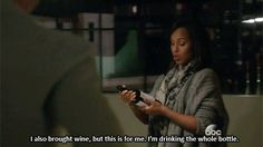 Netflix is always down for wine night. | Community Post: 21 Reasons Why Netflix Is The Best Relationship You'll Ever Have