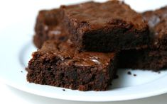 Fudgy Coffee Brownies.  Must Have. That is all.