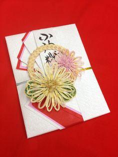 小袖料金封  ㈲ながさわ結納店 #japan #mizuhiki #wedding #yuino #fukuoka#hakata