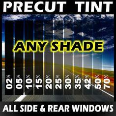 PreCut Window Film Any Tint Shade Fits Chevy Camaro 2010-2015 VLT