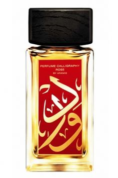 Perfume Calligraphy Rose by Aramis is a warm, spicy, balsamic Oriental fragrance with oregano, saffron and honeysuckle in the top. Rose, myrrh, styrax and lavender in the middle. Labdanum, musk, ambergris and olibanum in the base. - Fragrantica <3<3<3<3<3