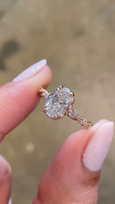 Cute Engagement Rings, Heart Diamond Engagement Ring, Most Popular Engagement Rings, Platinum Engagement Rings, Designer Engagement Rings, Diamond Wedding Rings, Oval Diamond, White Diamond Ring, Diamond Sizes