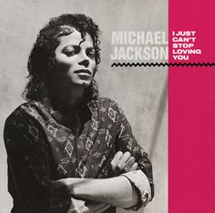 Michael Jackson - I Just Can't Stop Loving You CD Single with Don't Be Messin' 'Round