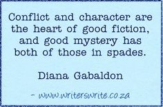 Quotable - Diana Gabaldon