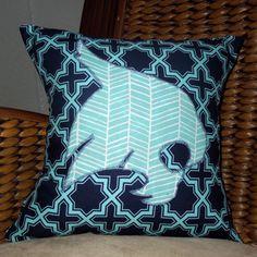 Texas State University Bobcat Pillow. Eat'em up CATS!