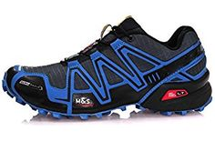 SOLY® Summer Fashion Men's Speedcross 3 Trail Outdoor Sports Waterproof Shoes Running Shoes #sale #softball