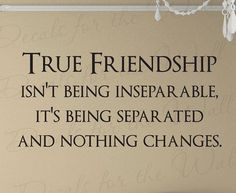 Items similar to True Friendship Friends Quote Decal Decoration Wall Saying Lettering Sticker Vinyl Decor Art Mural Letters FR21 on Etsy