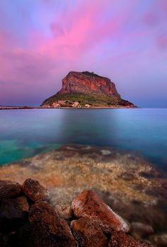 Monemvasia, Peloponnese, GreeceOne of the most beautiful places I've ever been. Places Around The World, Around The Worlds, Monemvasia Greece, Places In Greece, Santorini, Greece Travel, Greece Vacation, Greek Islands, Vacation Spots