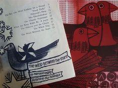 School Journal artwork by Jill McDonald reproduced in 'A Nest of Singing Birds' by Gregory O'Brien (Wellington: Learning Media) Jill Mcdonald, Very Excited, Nest, Singing, Birds, Journal, Learning, School, Artwork