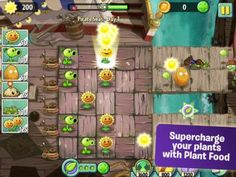 Plants vs. Zombies 2 game for iPad released – details, download, video – the sequel to the hit action-strategy adventure game with new plants.
