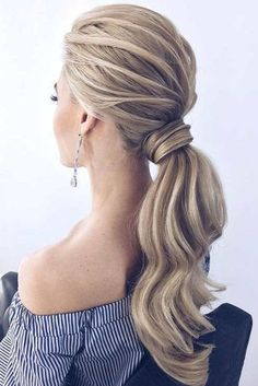 36 Beautiful And Sexy Casual Prom Hairstyle Ideas