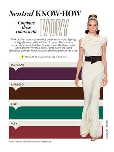 8/2014 Ivory In-style neutral know-how