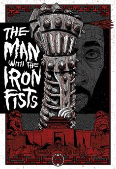 The Man With the Iron Fists , starring Russell Crowe, Cung Le, Lucy Liu, RZA. On the hunt for a fabled treasure of gold, a band of warriors, assassins, and a rogue British soldier descend upon a village in feudal China, where a humble blacksmith looks to defend himself and his fellow villagers. #Action