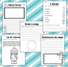French Teaching Resources, Teaching French, Teaching Tools, Core French, French Classroom, French Teacher, French Immersion, France, Toddler Learning