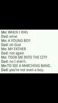 MCR!!>>> lol my dad would never do that