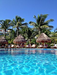 Excellence Playa Mujeres. Cancun, Mexico. This is where me and Caden are going for our honeymoon!