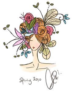 Fashion Sketches & Illustrations