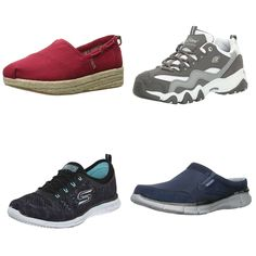 Deal of the Day: Skechers Shoes Under $35 for 4/19/2017 only!             Today only, save on casual and performance shoes for men and women. Select styles and sizes. Prices as marked Skechers is an award-winning global footwear brand that designs, develops, and markets lifestyle and performance footwear that appeals to trend-savvy men, women and children. Skechers offers looks for every activity across a diverse range of collections. Relaxed Fit and casual lifestyle sneakers, boots and…