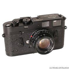Leitz: Leica Price Guide: estimate a camera value Leica M, Leica Camera, Camera Gear, Leica Photography, Creative Photography, Retro Camera, Video Footage, Fujifilm Instax Mini, Digital Camera