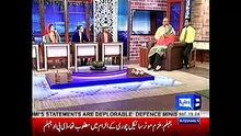 The Awesome World: Hasb e Haal With Firdous Ashiq Awan On Dunya News ...