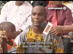 TB Joshua Gives Cash Gift & A New Car To Suffering Family