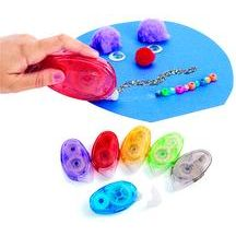 Discount School Supply - Colorations® No-Mess Craft Adhesive Rollers - Set of 6