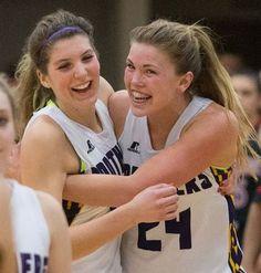 #Wenatchee Panther girls beat #Sunnyside in District Basketball.