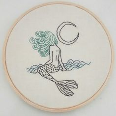 Marvelous Crewel Embroidery Long Short Soft Shading In Colors Ideas. Enchanting Crewel Embroidery Long Short Soft Shading In Colors Ideas. Crewel Embroidery, Embroidery Hoop Art, Cross Stitch Embroidery, Embroidery Patterns, Cross Stitch Patterns, Machine Embroidery, Machine Applique, Cross Stitching, Needlework