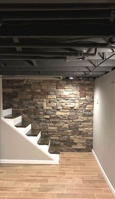 update house,home remodeling,home improvement,home renovation Small Basements, Remodel, Home Remodeling, Stairs, Living Spaces, Basement Stairs, Basement Decor, Renovations, Basement Design