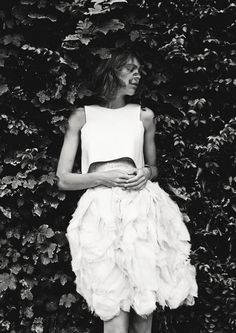 Kim Noorda for Ellery Resort 2011 Campaign by Darren McDonald   Fashion Gone Rogue: The Latest in Editorials and Campaigns
