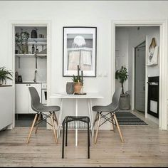 I really wish Hawaii had more of these kind of apartments  Via www.bosthlm.se  2 of 4  #teenyspaces