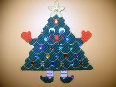 1000 images about mes cr ations on pinterest noel iris - Decoration de noel fait maison ...