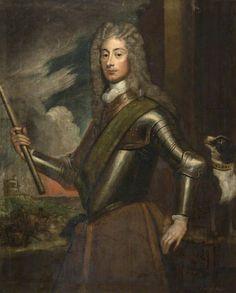 Field Marshall John Dalrymple (1673–1747), 2nd Earl of Stair, KT
