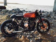 "361 Likes, 1 Comments - Lord of Wheel (@lordofwheel) on Instagram: ""Special Kawasaki Z500 customized by @thaiipowaapo #lordofwheel #motorcycle #moto #bike…"""