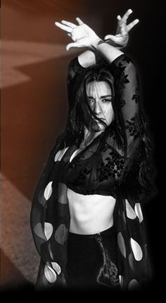 Omayra Amaya, Flamenco Dance Company.  I've seen her twice in Boston. A tiny, talented spitfire. Descendant of the great Carmen Amaya.
