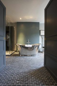 Modern Country Style: Modern Country Hotels: The Wheatsheaf Inn Click through for details.
