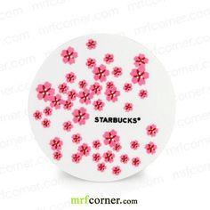 SA047 Starbucks Sakura Cherry Blossom Coaster Japan Sakura, Pink Cups, Sakura Cherry Blossom, Starbucks, Coasters, Seasons, Accessories, Collection, Coaster